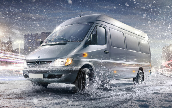Air Heater Systems for Expedite Cargo Vans